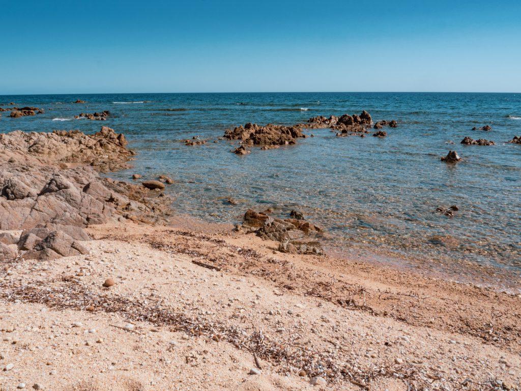 Spiaggia Su Tamariche